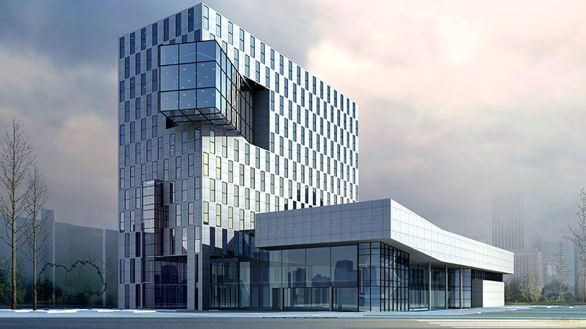Máster Superior de visualización arquitectónica infográfica oficial de Autodesk y Chaos Group