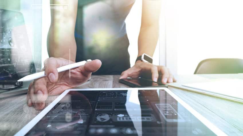 Máster de diseño de productos y servicios digitales