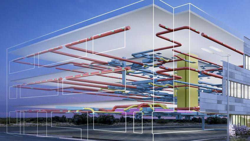 Curso de modelado de estructuras e instalaciones, gestión y coordinación BIM