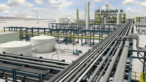 Máster BIM en diseño de plantas industriales