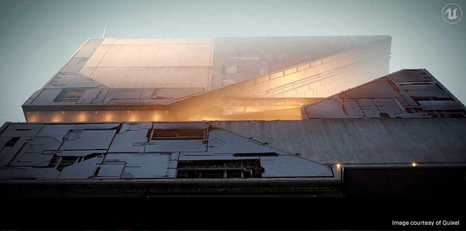 Unreal Engine Meetup - Rebirth: fotorrealismo en Unreal Engine 4